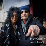 Maryann Cotton - Alice Cooper Drummer