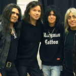 Maryann Cotton, Hal Patino, John Norum, Mikkey Dee
