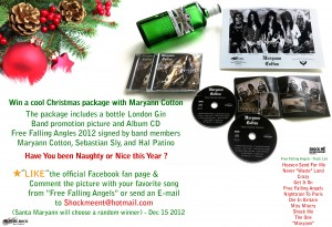 maryann cotton xmas album