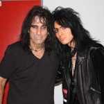 Alice Cooper & Maryann Cotton